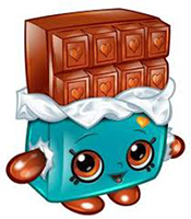 Shopkins Cheeky Chocolate