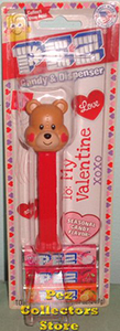 2020 Love Bear Valentine pez