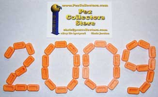 Happy New Year from the Pez Collectors Store