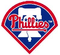 Philadelphia Phillies MLB Logo