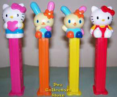 Full Body Hello Kitty Pez from Europe