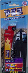 Hollywood Video Promotional Hauler Pez