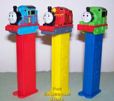 Thomas the Tank and Friends Pez