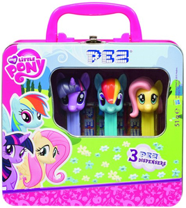 European My Little Pony Tin