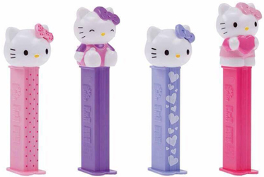 2017 European Hello Kitty Pez Assortment