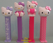 European 2017 Hello Kitty Pez