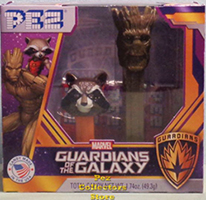 Guardians of the Galaxy Twin Pack Pez