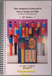 2017 LaSpina Price Guide to Pez