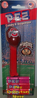 Ohio State Solid Lettering Pez