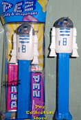 Red Dot R2D2 Pez Mint in Bag