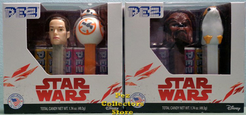 Star Wars Pez Twin Pack Pair