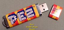 Pez USB Thumbdrive Memory Stick