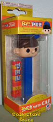 Funko Exclusive Boy with Cap POP!+PEZ