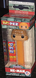 Masters of the Universe He-Man POP!+PEZ