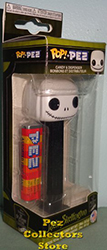 NBC Jack Skellington POP!+PEZ
