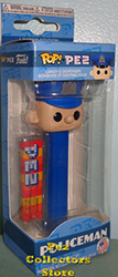 Funko Exclusive Pez Pal Policeman POP!+PEZ