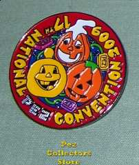 2009 ANPC Red Pumpkin Patch Pin