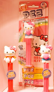 Full Body Hello Kitty Pez