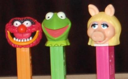 Muppets Pez