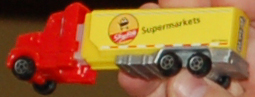 ShopRite Supermarkets Pez Truck