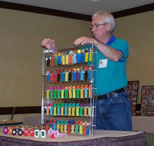 Mike Chadwick Seminar at 20th ANPC