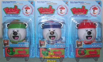 2011 Holiday Radz Bears discontinued
