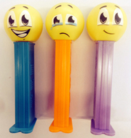 3 New Australian Emoticon Pez