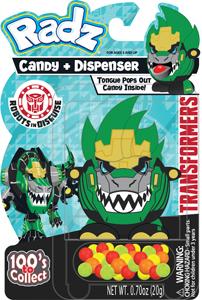Grimlock Transformer Radz