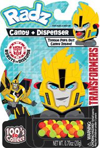 Bumblebee Transformer Radz