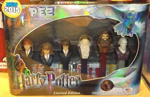 Harry Potter Pez Collectors Set