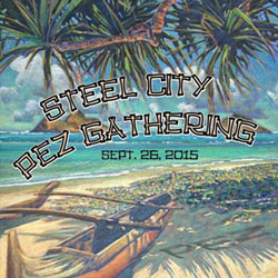 Steel City Pez Gathering Logo