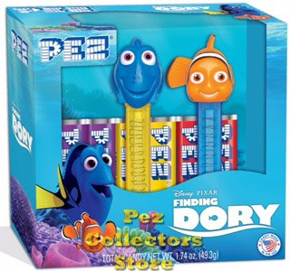 Finding Dory Pez Twin Pack