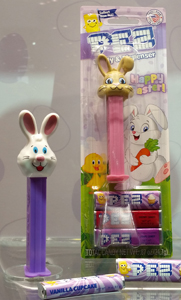 2018 Easter Pez variations