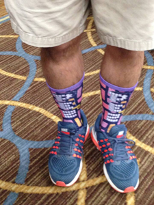 Stylish Pez Socks