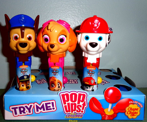 Paw Patrol Pop Up set