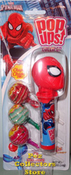 Spiderman Pop Up
