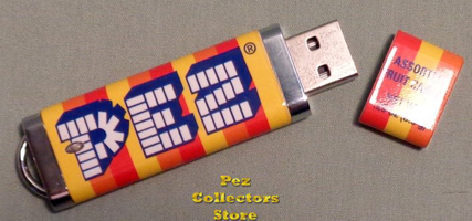 4GB USB Pez Memory Stick Thumb Drive