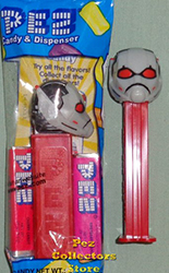 Ant Man Pez Mint in Bag