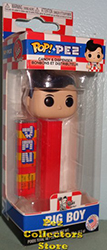 Bob's Big Boy POP! PEZ