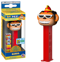 Banana Splits Bingo POP! PEZ