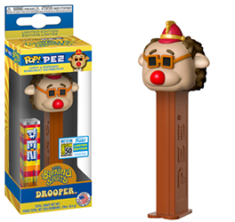 Banana Splits Drooper POP! PEZ