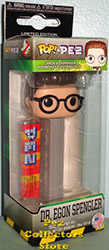 Ghost Busters Dr. Egon Spengler POP! PEZ