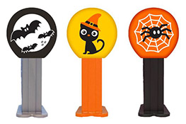 Halloween Mini Pez Loose
