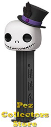 Nightmare Before Christmas Dapper Jack POP! PEZ