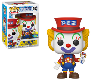 Peter Pez POP!