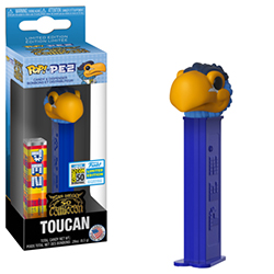 SDCC Toucan POP! PEZ