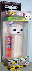Ghost Busters Stay Puft POP! PEZ