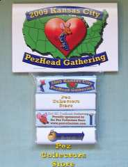 KC Gathering Candy Packs with Header Card