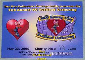 Crohn's and Colitis Foundation Charity Pin
