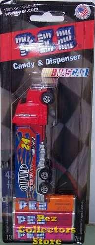 Jeff Gordon Dupont NASCAR Hauler Pez